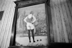 """[""""La Fanny"""", tableau de Gérard Mignot]"""