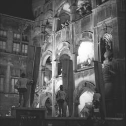Spectacle dans le Vieux Saint-Jean