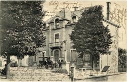 Collonges (le Haut) ; La Mairie.