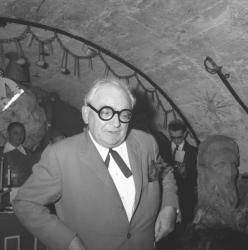 Achard, Marcel à l'Ordre du Clou : son intronisation
