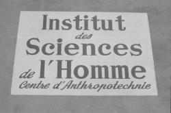 Centre d'Anthropologie : Institut des Sciences de l'Homme