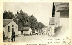 Camp de Sathonay ; Les Cuisines.
