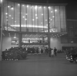 """""""Bataille des Ardennes"""" au Palais des Congrès avec le Général commandant la 8ème région"""