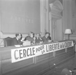 """Cercle pour la liberté de la culture : """"Pour ou contre la peine de mort"""""""