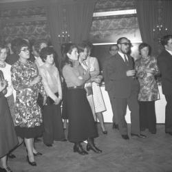 Havas, voeux 1971.