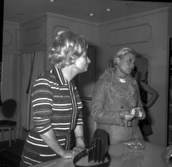 Morgan, Michèle chez Perrine