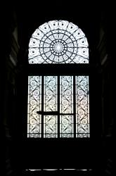 Grande synagogue de Lyon, quai Tilsitt, portail