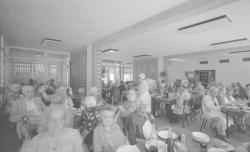 Maison de retraite moderne