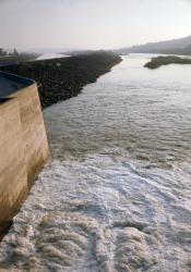 [Barrage de Pierre-Bénite (Rhône)]