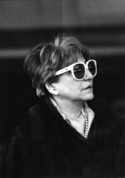 [Françoise Adret, directrice du Lyon Opéra Ballet]