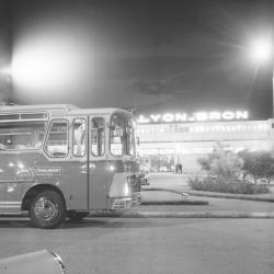 Navette Bus aéroport de Bron