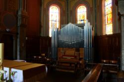 Orgue, église Saint-Roch, Grézieu-la-Varenne