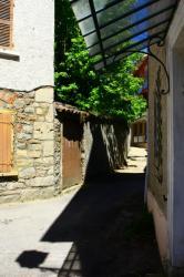 Rue du chemin de ronde, Grézieu-la-Varenne