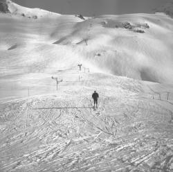 Ski sur neige