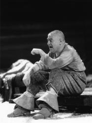 """[Théâtre national populaire (TNP) : """"Fragile forêt"""", de Roger Planchon]"""