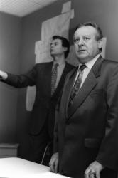 [Elections cantonales de 1994 : candidature de Gaby Caillet dans le 3e canton]