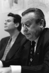 [Elections législatives de 1993 : candidature de Michel Noir sur la 2e circonscription (Gaby Caillet, suppléant)]