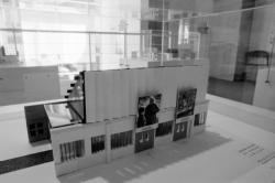 [Atelier des maquettes. Réhabilitation du hangar Lumière]