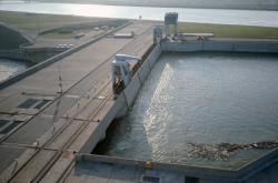 [Usine hydroélectrique de Pierre-Bénite (Rhône)]
