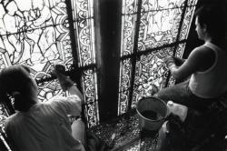[Restauration de la chapelle de l'Institution des Chartreux]