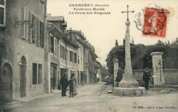 Chambéry (Savoie) - Faubourg Maché