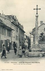 Chambéry - Croix des Brigands (Haut-Maché)
