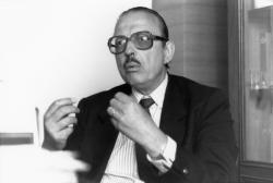 [Elections législatives de 1988 : entretien avec René Basse, conseiller municipal de Villeurbanne]