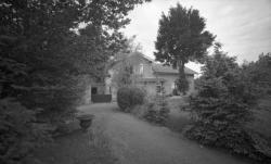 Locaux d'une petite pension de famille à Brignais