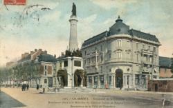 Chambéry - Boulevard de la Colonne