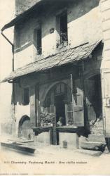 Chambéry. Faubourg Maché