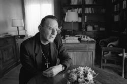 [Entretien avec Mgr Guy Bagnard, évêque du diocèse de Belley]
