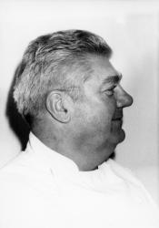 """[René Besson (dit """"Bobosse""""), pape de l'andouillette]"""