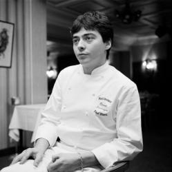[Bruno Maringue, cuisinier (Le Chapon Fin, Thoissey)]