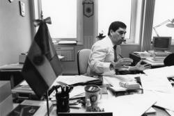 [Juan Carlos Antoniassi, officier de liaison d'Interpol pour l'Amérique du Sud]
