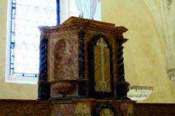 [Pusignan, église de Moifond, 12e siècle]