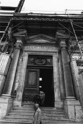 [Restructuration du musée des Beaux-Arts. Visite de chantier]