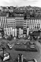 [Chantier de la Place des Terreaux]