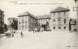 La Savoie - Chambéry