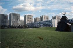 [Commune de Vénissieux (Rhône). Quartier des Minguettes]