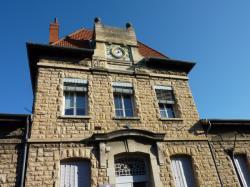 Ecole maternelle Anatole France, Montchat