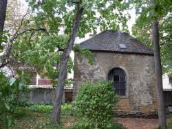 Chapelle dans le parc Monoyer
