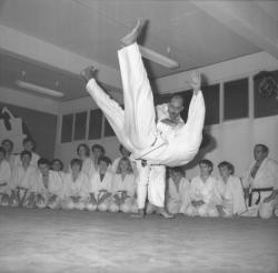 [Judo : le Judo-Club Etats-Unis]