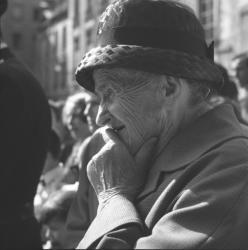 Portraits : Les Vieux