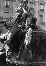 [Fontaine Bartholdi de la Place des Terreaux]