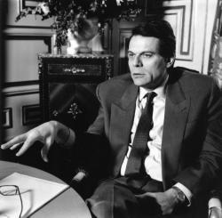[Elections législatives partielles de 1991. Entretien avec Michel Noir, candidat dans la 2e circonscription]