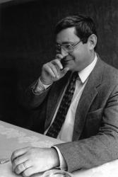 [Elections municipales de 1989. Entretien avec Bruno Gollnisch (Front national)]