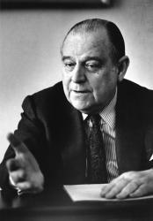 [Elections législatives de 1993 : entretien avec Raymond Barre, candidat dans la 4e circonscription]