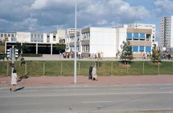 [Groupe scolaire du quartier des Minguettes à Vénissieux (Rhône)]