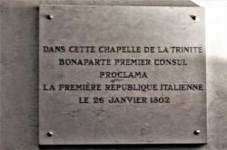 Chapelle de la Trinité, 29, rue de la Bourse