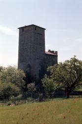 [Ancien castel fortifié d'Albigny-sur-Saône (Rhône)]